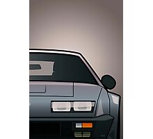 Modern Euro Icons Series Alpine A310 GT (Split) Photographic Print