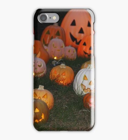 """Jack O' Lantern"" iPhone Case/Skin"