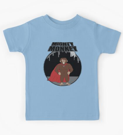 Mighty Monkey Kids Tee