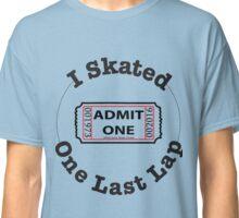 WRSC One Last Lap Classic T-Shirt