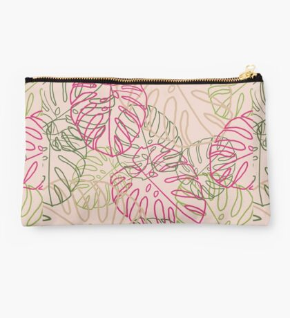 Leaves Studio Pouch