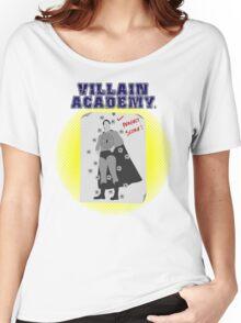 Villain Academy Women's Relaxed Fit T-Shirt