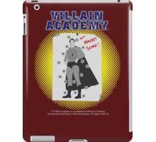 Villain Academy iPad Case/Skin