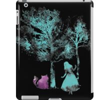 Waiting for Alice iPad Case/Skin