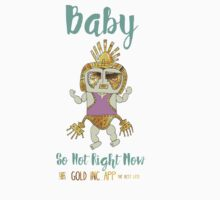 Baby - So Hot Right Now One Piece - Short Sleeve