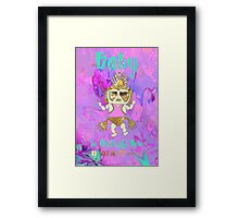 Baby - So Hot Right Now Framed Print