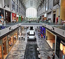 Shopping Arcade Marina Bay Sands Expo & Convention Centre by Holger Mader