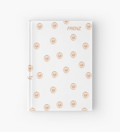 Nipple Frenz Pattern Hardcover Journal