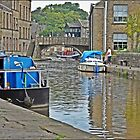 Skipton Canal, Yorkshire by Veterisflamme