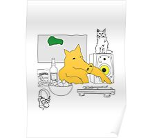 Home Quas by FRENZ Poster