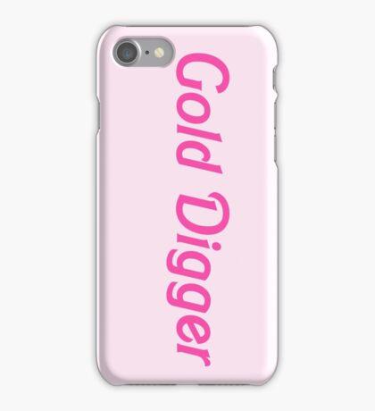 Gold Digger iPhone Case/Skin