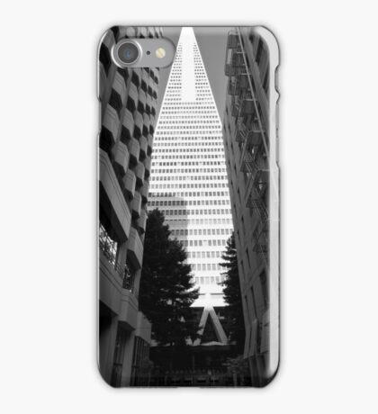 Transamerica Pyamid - San Francisco USA iPhone Case/Skin