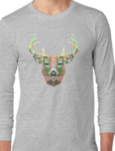 Deer Animals Long Sleeve T-Shirt