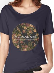 Oh Wonder Logo Women's Relaxed Fit T-Shirt