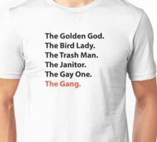 Always Sunny - The Gang Unisex T-Shirt