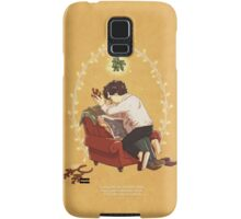 Boring Xmas and Dull New Year Samsung Galaxy Case/Skin