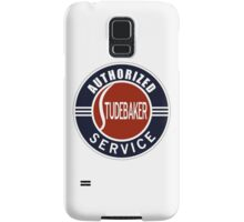 Authorized Studebaker Service vintage sign Samsung Galaxy Case/Skin