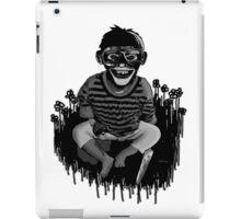 Monkeys ... always up to no good ... iPad Case/Skin