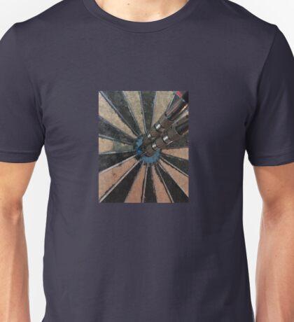 Darts Triple Bullseye Unisex T-Shirt