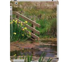 A pleasant backwater.........! iPad Case/Skin