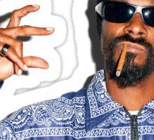 Snoop Dog X Crips Sticker
