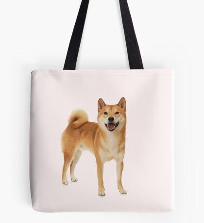 Shibe pattern Tote Bag