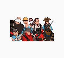 Team Fortress 2 - Cartoonified Team Design Unisex T-Shirt