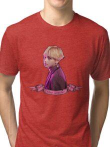 BTS V Bias Wrecker Tri-blend T-Shirt
