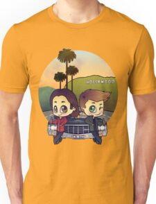 Winchesters in Burbank Unisex T-Shirt