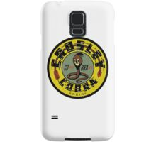 Crosley Cobra Engine vintage sign Samsung Galaxy Case/Skin