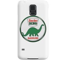 Sinclair Dino Gasoline vintage sign crystal vers. Samsung Galaxy Case/Skin