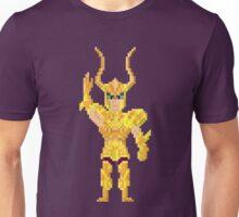 Capricorn Shura - Saint Seya Pixel Art Unisex T-Shirt