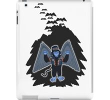 whatever happened to those cute flying monkeys? iPad Case/Skin