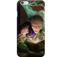 Hannibal - Reading iPhone Case/Skin