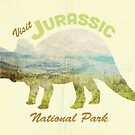 Jurassic National Park by Eric Fan