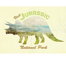 Jurassic National Park Photographic Print