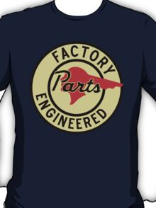 Pontiac Factory Parts vintage sign reproduction T-Shirt