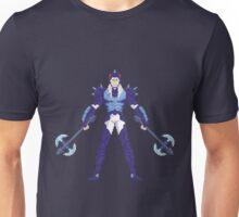 Phecda Thor - Saint Seya Pixel Art Unisex T-Shirt