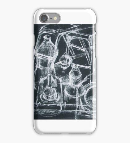 A Study in Monotone iPhone Case/Skin