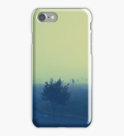 Foggy Day iPhone Case/Skin