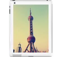 Pearl Tower Shanghai iPad Case/Skin