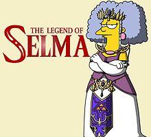 Legend of Selma by MichielvB