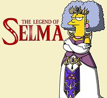 Legend of Selma by MichielvB