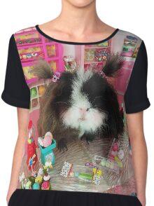 Hamster  Chiffon Top
