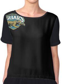 Jaguars Football Team T-shirt Chiffon Top
