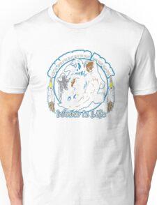 Standing Rock Water is Life No DAPL All Life T-shirt Unisex T-Shirt