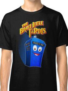 Brave Little Tardis Classic T-Shirt