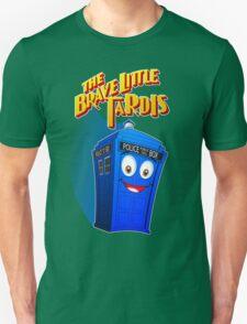 Brave Little Tardis T-Shirt
