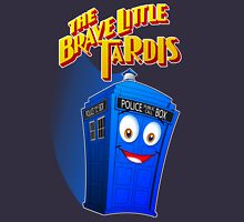 Brave Little Tardis Unisex T-Shirt