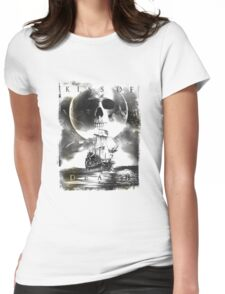 Kiss Of Death Womens Fitted T-Shirt